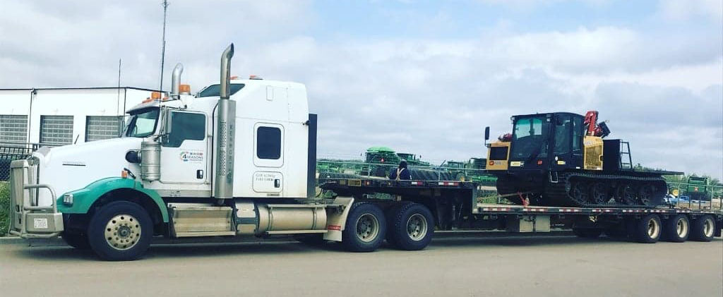 Transport Edmonton Equipment - 4 Seasons Transport & Towing