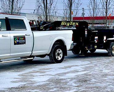 Dump Runs - 4 Seasons Transport & Towing