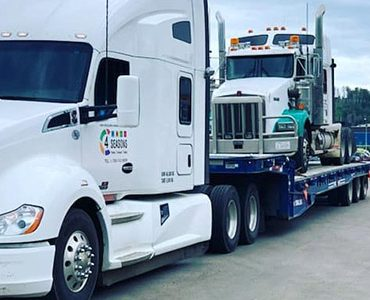 Transportation Services - 4 Seasons Transport & Towing